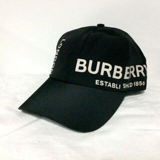 BURBERRY - BURBERRY バーバリー ホースフェリーロゴ ベースボールキャップ