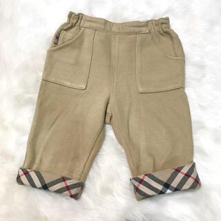 BURBERRY - Burberry バーバリー パンツ ズボン チェック柄 男の子 ブランド
