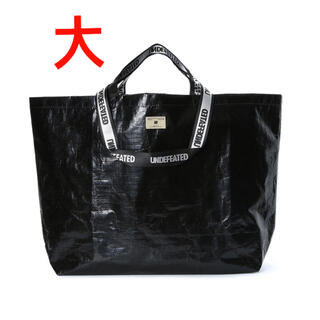 UNDEFEATED - UNDEFEATED TOTE BAG LARGE トートバッグ