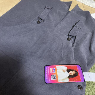 シマムラ(しまむら)の即購入歓迎  HK ジャンパースカート サイズL(その他)