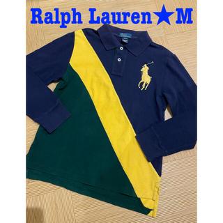 Ralph Lauren - Ralph Lauren ラルフローレン★ビックポニー ポロシャツ M