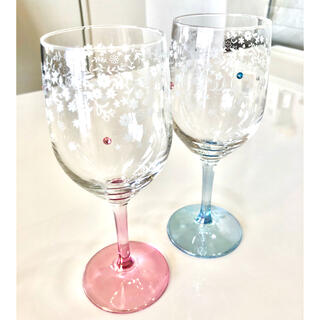 AfternoonTea - ペアワイングラス シャンパングラス