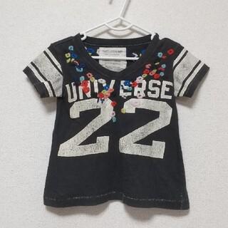 ゴートゥーハリウッド(GO TO HOLLYWOOD)のゴートゥハリウッド 刺繍Tシャツ(Tシャツ/カットソー)