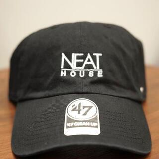 COMOLI - NEAT NEATHOUSE キャップ ブラック