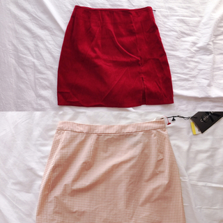 カルバンクライン(Calvin Klein)の🍊🍊専用ページ🍊🍊(ミニスカート)