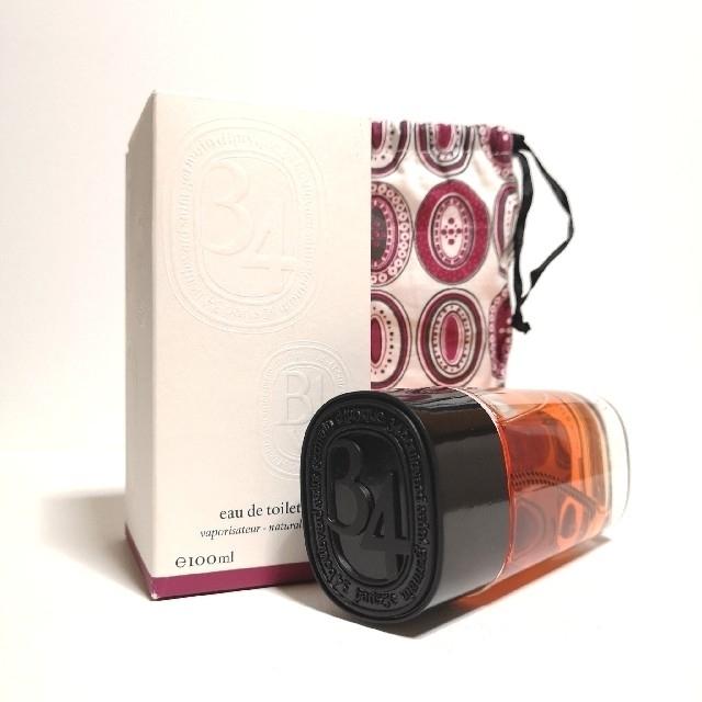 diptyque(ディプティック)のdiptyque★ディプティック サンジェルマン34 オードトワレ 100ml コスメ/美容の香水(ユニセックス)の商品写真