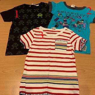 UNIQLO - JUNKSTORE MPS UNIQLO Tシャツ3枚セット マイク ボーダー