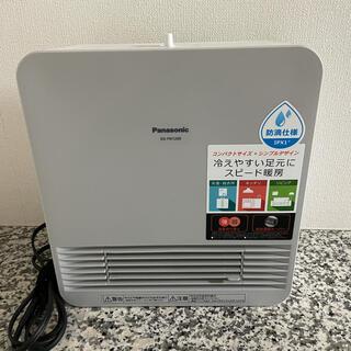Panasonic - Panasonic セラミックファンヒーター ホワイト DS-FN1200-W