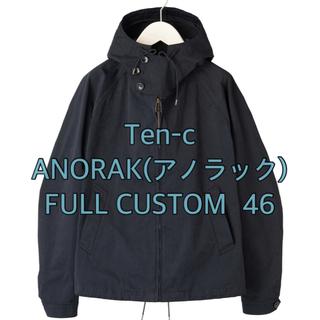 ストーンアイランド(STONE ISLAND)のTen-c ANORAK(アノラック) FULL CUSTOM  46(ミリタリージャケット)
