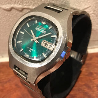 セイコー(SEIKO)のSEIKO セイコー5 アクタス 機械式自動巻き Cal.7019 稼働品(腕時計(アナログ))
