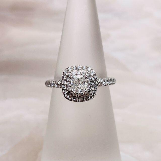 Tiffany & Co.(ティファニー)の★Tiffany&Co.★ ソレスト ダイヤリング 婚約指輪 D0.35ct レディースのアクセサリー(リング(指輪))の商品写真