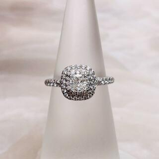 Tiffany & Co. - ★Tiffany&Co.★ ソレスト ダイヤリング 婚約指輪 D0.35ct