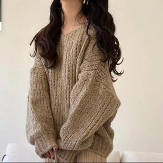 Kastane - lawgy ami knit
