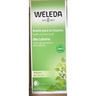 WELEDA - 新品 WELEDA ヴェレダ ホワイトバーチ ボディシェイプオイル 100ml