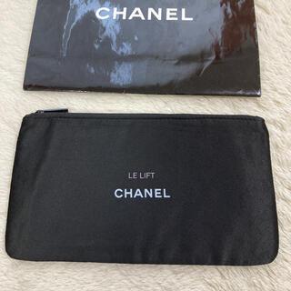 CHANEL - CHANEL ノベルティポーチ