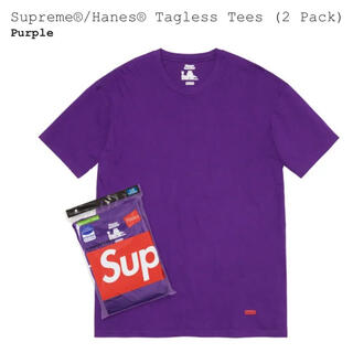 Supreme - XL)SUPREME®︎Hanes Tagless Tees 1枚