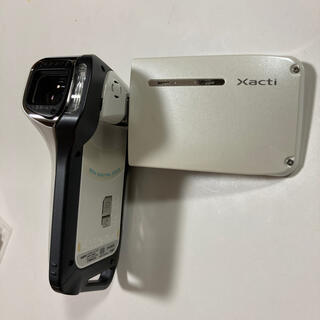 サンヨー(SANYO)の【送料無料】 SANYO デジタルムービーカメラ DMX-CA65(ビデオカメラ)