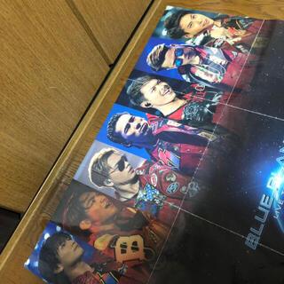 サンダイメジェイソウルブラザーズ(三代目 J Soul Brothers)の三代目JSB  BLUE PLANET ポスター(その他)