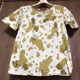 PINK HOUSE - ☆ピンクハウス  マスカット 半袖 Tシャツ Lサイズ