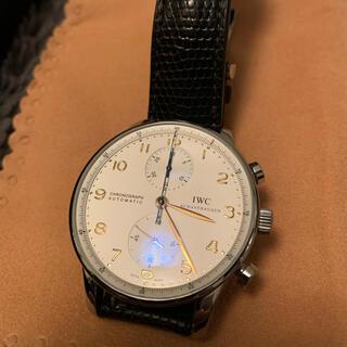 インターナショナルウォッチカンパニー(IWC)のIWC ポルトギーゼ 腕時計 確実本物(腕時計(アナログ))