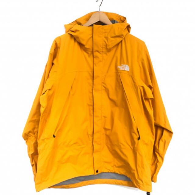 THE NORTH FACE(ザノースフェイス)のTHE NORTH FACE DOT SHOT JACKET オレンジ Lサイズ メンズのジャケット/アウター(マウンテンパーカー)の商品写真