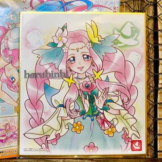 バンダイ(BANDAI)のキュアフェリーチェ  プリキュア 色紙ART4 ノーマル 色紙アート4 (印刷物)