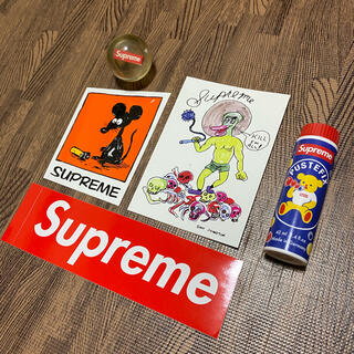 Supreme - 値下げ中 Supreme ステッカー&ノベルティ セット