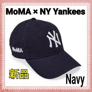 MOMA - 【新品】 MOMA x Yankees New Era Capネイビー