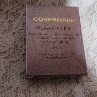 カバーマーク(COVERMARK)のフローレスフィット(ファンデーション)