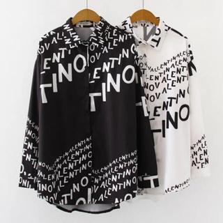 ザラ(ZARA)のインポートダウンカラーシャツ(シャツ/ブラウス(長袖/七分))