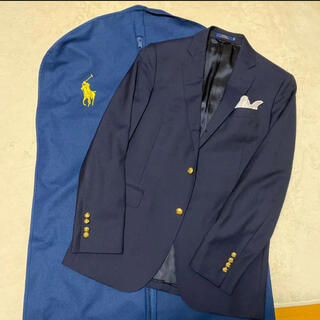 POLO RALPH LAUREN - ラルフローレン 紺ブレ ブレザー ジャケット テーラードジャケット 37S ポロ
