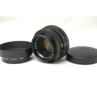 ライカ(LEICA)の【美品】 ライカ ズミクロン R 50mm F2 動作確認済み #837470(レンズ(単焦点))