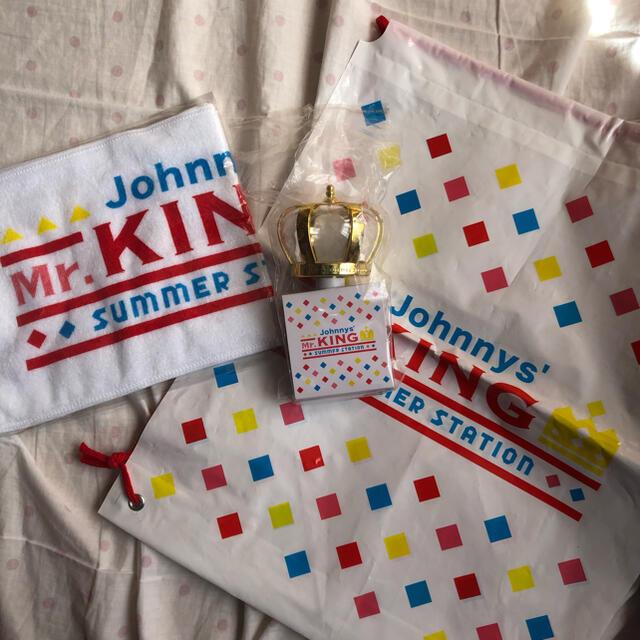 Johnny's(ジャニーズ)のサマステ Mr.king グッズ エンタメ/ホビーのタレントグッズ(アイドルグッズ)の商品写真