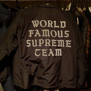 Supreme - supreme world famousナイロンジャケット