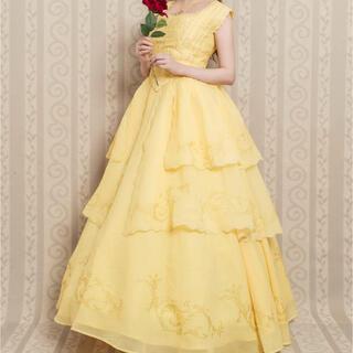 シークレットハニー(Secret Honey)の美女と野獣 実写版 ドレス コスプレ(コスプレ)