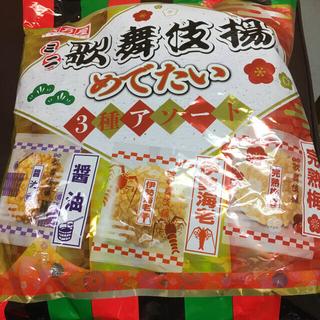 歌舞伎あげ 10枚(菓子/デザート)