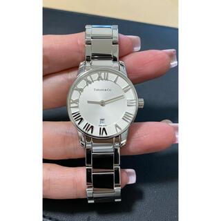 Tiffany & Co. - ☆超美品☆ ティファニー アトラス レディース 時計 腕時計 稼働中