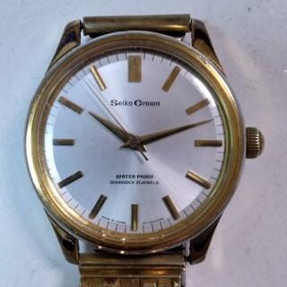 SEIKO - セイコークラウン手巻き腕時計