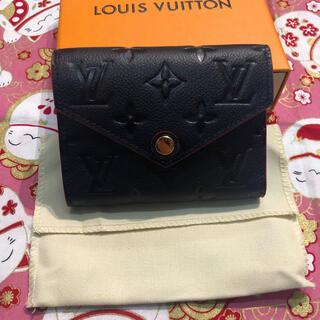 ルイヴィトン(LOUIS VUITTON)のLouis Vuitton ポルトフォイユ・ヴィクトリーヌ(財布)