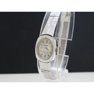 ラドー(RADO)のRADO Princess 手巻き腕時計 ヴィンテージ シルバー(腕時計)