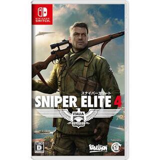 ニンテンドースイッチ(Nintendo Switch)のSNIPER ELITE 4 [Nintendo Switchソフト](携帯用ゲームソフト)