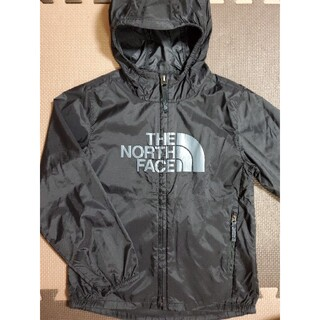 THE NORTH FACE - 黒 ウインドブレーカー 120