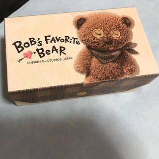 ミニオン - ミニオンと可愛いクマのボックス 小物入れ USJ購入品