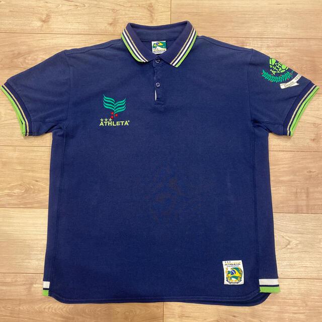ATHLETA(アスレタ)のATHLETA アスレタ ポロシャツ O スポーツ/アウトドアのサッカー/フットサル(ウェア)の商品写真