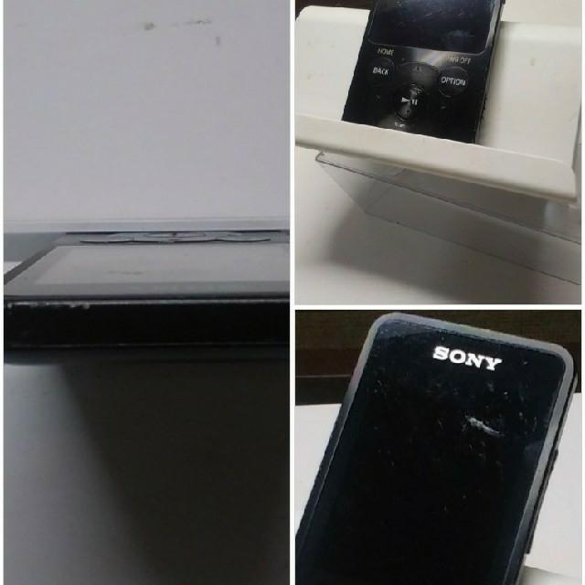 SONY(ソニー)のSONY ウォークマン NW-S14/8GBタイプ スマホ/家電/カメラのオーディオ機器(ポータブルプレーヤー)の商品写真