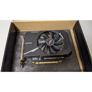 ほぼ未使用品 MSI GEFORCE GTX 1660 SUPER