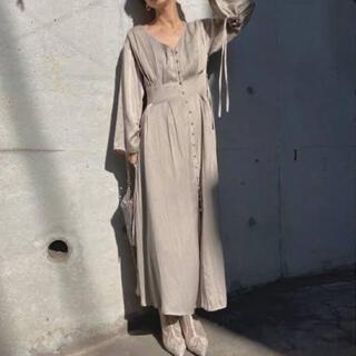 Ameri VINTAGE - アメリ タックシェイプドレス