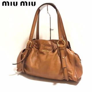 miumiu - 【正規品】ミュウミュウ✨トートバッグ