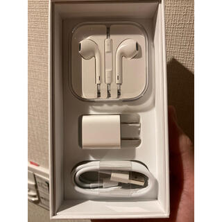 Apple - iPhone6s 付属品 イヤホン アップル純正イヤホン ライトニングケーブル