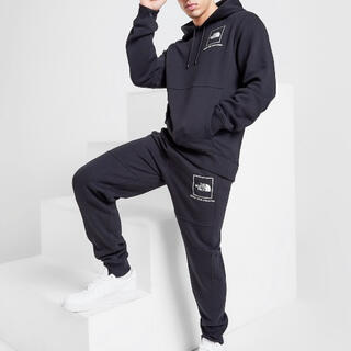 THE NORTH FACE - THE NORTH FACE限定商品 ボックスロゴ セットアップ新品タグ付